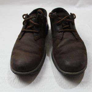 Timberland Oxford Style Leather Shoes Size 10.5